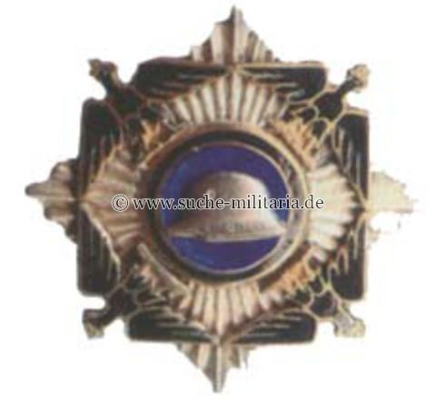 Stahlhelm / Bund der Frontsoldaten - Bundesstern 1. Form (bis 1933))